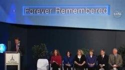 美國太空總署為挑戰者號遇難30週年舉行紀念儀式