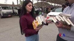 Keça Kurd Peyam Pirtûkan Dîyarîya Gel Dike