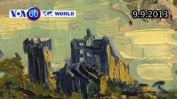 Thêm một tác phẩm của Van Gogh được phát hiện (VOA60)
