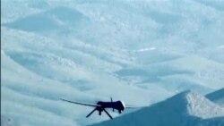 AQShning uchuvchisiz, qiruvchi samolyotlari/US military drones