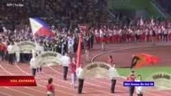 Việt Nam đề nghị hoãn SEA Games vì COVID