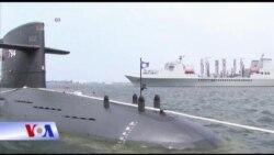 Đài Loan tự làm tàu ngầm chống Trung Quốc