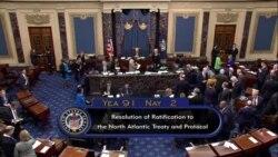 Сенатот на САД го изгласа протоколот за членство на Северна Македонија во НАТО
