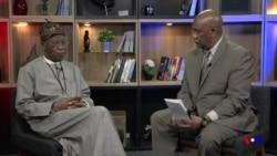 TASKAR VOA: Ministan Yada Labaran Najeriya, Lai Mohammed Ya Halarci Wani Taro A Birnin Washington DC