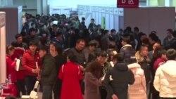 중국 경기 침체로 취업 둔화 우려