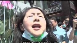 2013-05-16 美國之音視頻新聞: 上千名雲南群眾抗議煉油項目