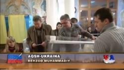 AQSh Ukrainadagi o'zgarishlarni olqishlamoqda - US/Ukraine