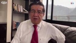 Ministro de Salud de Colombia explica la estrategia de su país para enfrentar el coronavirus