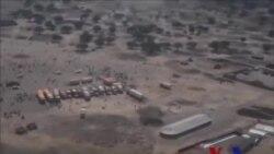战争使南苏丹难民无法得到援助