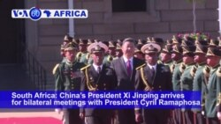 VOA60 Africa - BRICS Nations Meet Amid Changing World Order