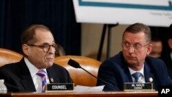 眾院司委會主席納德勒 認對特朗普彈劾案'堅如磐石'