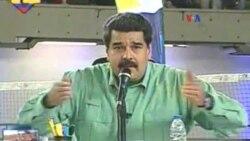 Venezuela: acusan a legisladores de EE.UU.
