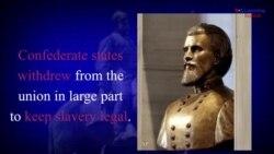 Explainer: Confederate Monuments