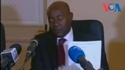 Publication des résultatsde l'élection au Gabon (vdiéo)