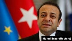 Avrupa Birliği Bakanı Egemen Bağış