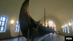 В Музее викингов в Осло Photo by Oleg Sulkin