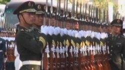 习近平建军节封六名上将 中国强军梦引发邻国警惕