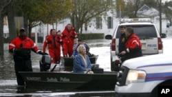 Inondations, incendies, tempêtes de neige. Le bilan de Sandy est sombre