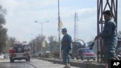 در تصویر: واقعات ناامنی طی ۱۳۸۹ در جلال آباد