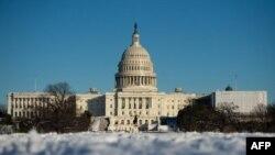 امریکی کانگریس کی عمارت (فائل فوٹو)