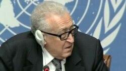 ONU exige acción penal contra Siria