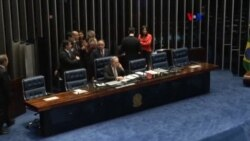 Rousseff defenestrada