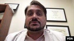 dr Saša Vukelić, kardiolog u bolnici Montefjori u Bronksu