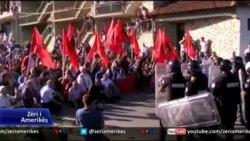 Kosovë: Përleshje dhe të lënduar gjatë protestës