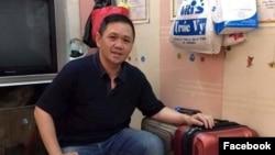 Ngay sau khi trở về Việt Nam hôm 21/12, Minh Béo đã đăng lên trang Facebook cá nhân những hình ảnh cập nhật và ngỏ lời 'cảm ơn' đến khán giả Việt Nam.