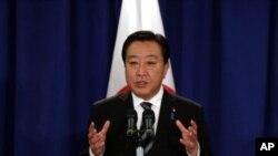 Perdana Menteri Jepang Yoshihiko Noda (Foto: dok).