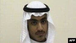 Hamza bin Laden, hijo de Osama bin Laden, se cree que tiene 30 años y es una figura importante de Al Qaeda (Foto: AFP)