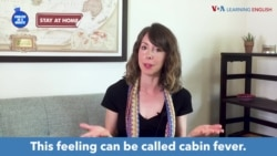 English in a Minute: Cabin Fever