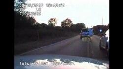Videos muestran muerte de hombre negro desarmado en Tulsa