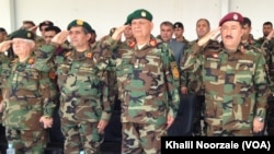 وزیر دفاع افغانستان روز چهارشنبه طی دیدار از هرات از آغاز عملیات نظامی خالد خبر داد.