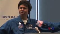 美宇航局鼓励女性和少数族裔追求太空事业