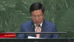 VN nêu 'diễn biến phức tạp ở Biển Đông' trước Liên hiệp quốc