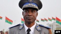 Shugaban juyin mulki a kasar Burkina Faso Janar Gilbert Diendere.