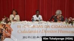 Debate sobre Cidadania em Angola - Direito contemplado na Constituição?