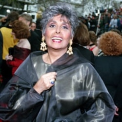 Lena Horne at the 65th Annual Academy Awards ceremony in Los Angeles, California in 1993