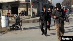 Бойовики Вільної сирійської армії унеможливлюють ісламістам увійти до деяких районів Алеппо