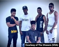 The Chasers - Menswear
