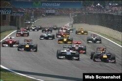 """""""Formula-1"""" qran-pri yarışı"""