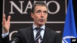 Tổng thư ký NATO Anders Fogh Rassussen