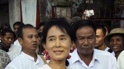آنگ سان سوچی مردم برمه را به اتحاد دعوت می کند