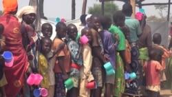 Life is a Grind at Burundi's Mahama Refugee Camp
