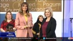 Feride Rushiti nderohet në Departamentin e Shtetit