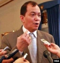 Jurubicara Kementerian Luar Negeri RI, Michael Tene