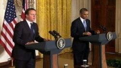 Лидеры США и Великобритании согласовали позиции по Сирии