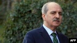 نومان کورتولموش معاون نخست وزیر ترکیه