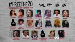 US Highlights Plight of Female Political Prisoners Around World